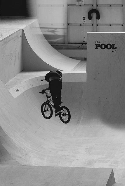 The Pool Nike BMX