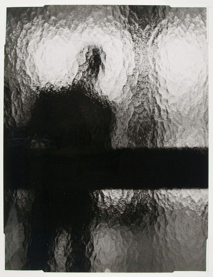 Siegfried Lauterwasser  -  Outside the Door, Cologne, 1950 | Harvard Art Museums