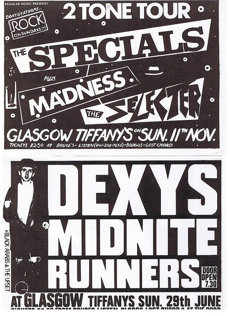 2 Tone Tour - Specials, Madness, Selecter, Dexys Midnight Runners