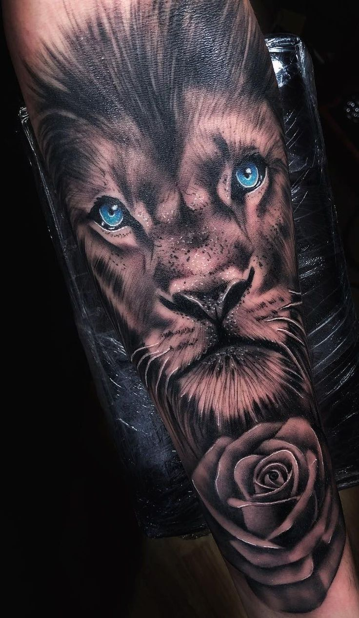 50 eyecatching lion tattoos thatll make you want to get