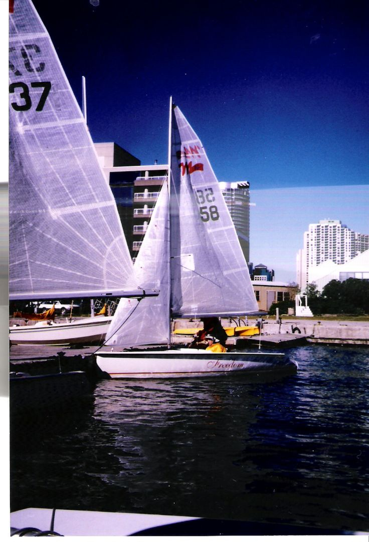 Queen's Quay Disabled Sailing Program, Toronto, ON--the flagship program of  Disabled Sailing Association Ontario