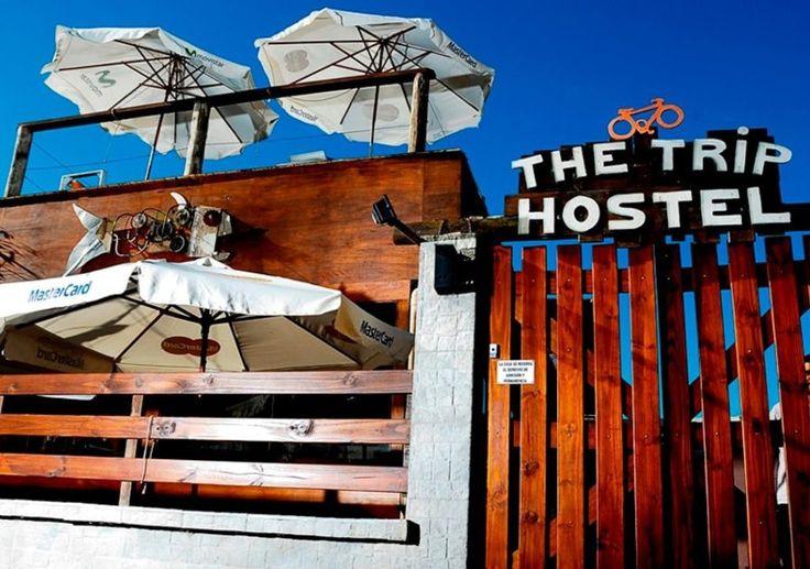 The Trip Hostel in Punta del Este, Uruguay