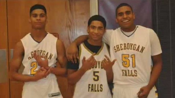 Wisconsin school suspends black players because '3-point' signals 'looked' gang related