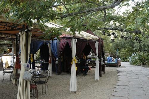 Moyo Restaurant, Spier