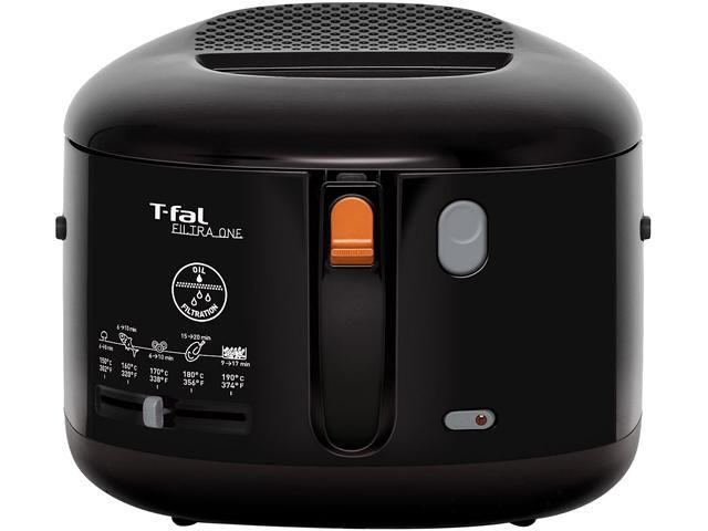 #T-#Fal FF162850 #Filtra #One 1,600-#Watt #Cool Touch Exterior #Electric #Deep #Fryer