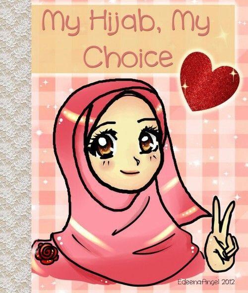 My Hijab .. My Choice ♥ ♥