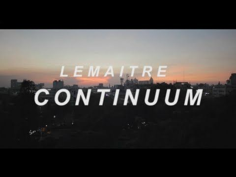 Lemaitre - Continuum, from their Relativity 3 EP. This song is so good.  PLUS, there's a guy on stage toward the very beginning who is the same kind of dancer as me, which is to say, extremely awkward and funny to watch!