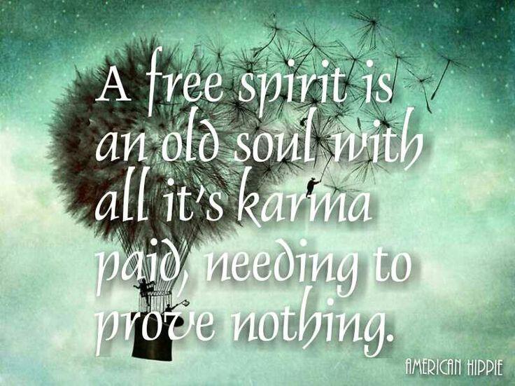 Dating a free spirit girl