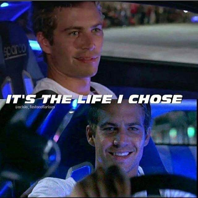 Fast And Furious Tattoo Quotes Quotesgram: Best 25+ Paul Walker Meme Ideas On Pinterest