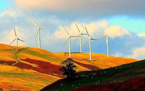 Scottish Wind Industry Sets Out To Cut Onshore Wind Costs By 20%