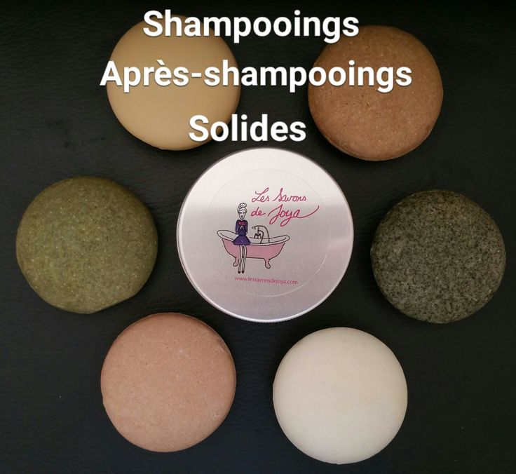 Shampooings st après-shampooings solides