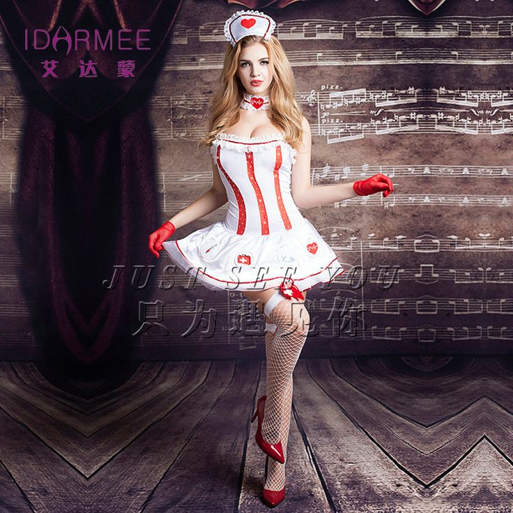 ==> [Free Shipping] Buy Best IDARMEE S9153 Hot Sexy Nurse Costume Role Play Women Erotic Lingerie Female Sexy Underwear Red Cross Uniform Games Online with LOWEST Price | 32799215364