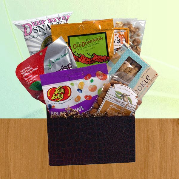 21 best back to school gift basket images on pinterest gift gluten free treats negle Choice Image