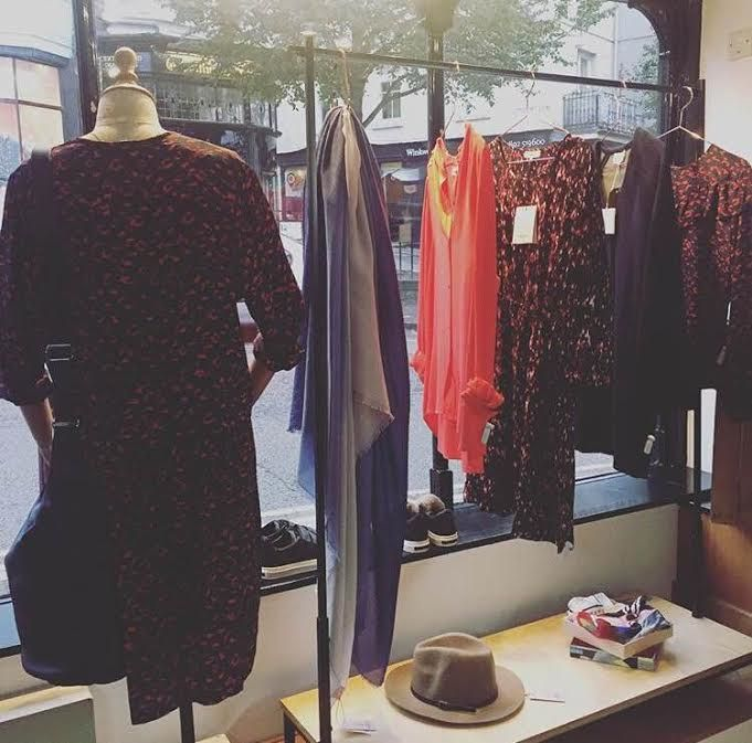 A/W Window Vibes! We love these pop of reds floating around the store... Shop our new in: http://www.bodandted.co.uk/new-in-t1