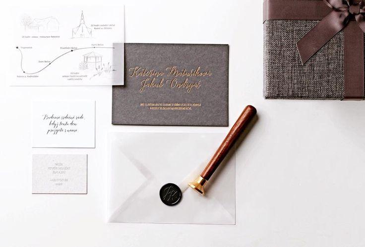 Svatební tiskoviny / Wedding stationery