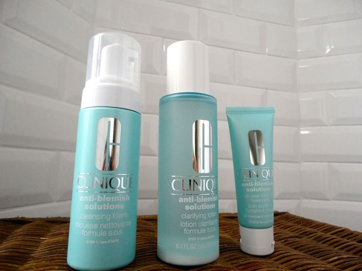 Anti-Blemish Solutions Clinique