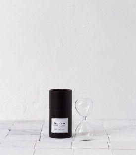 Storm & India / Tea Timer