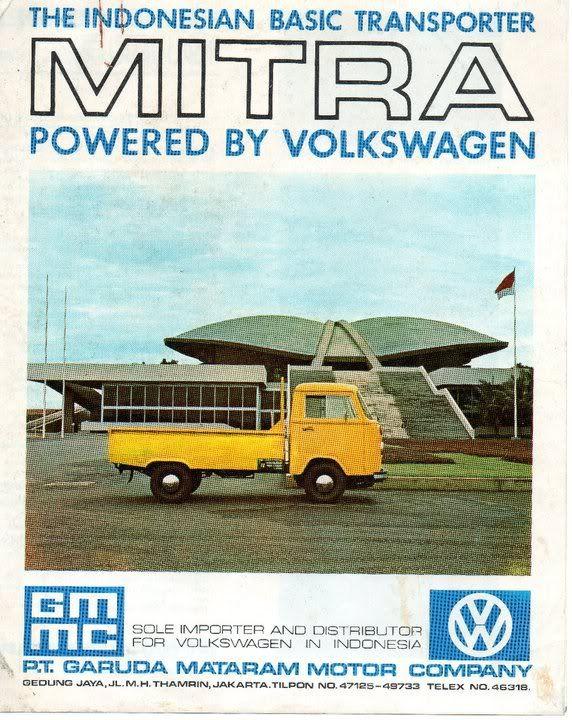 Mobil Mitra - Volkswagen