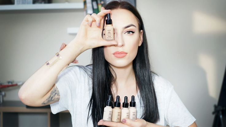 Nyx cosmetics drop control foundation review! #nyx #drop #foundation #fall #makeup #news #youtube #review