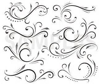 Image detail for -Vector Floral Design Elements | Free Vector Graphics | All Free Web ...
