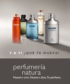 Perfumes Natura Kaiak
