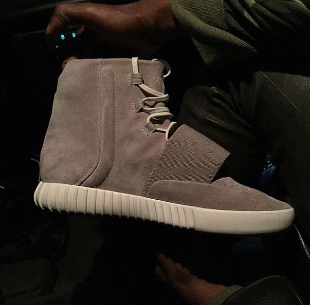 Moving away from Nike and their Flyknit Racers. Here we have Kanye West x Adidas' Yeezy Boost. These launched on Valentines Day and one of the most sought after shoes of our generation.