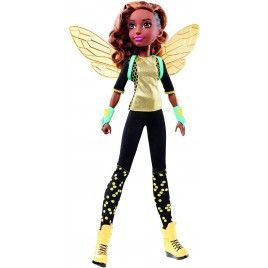 DC Супер герои Шмель Бамблби Super Hero Girls Bumble Bee 12 Action Doll
