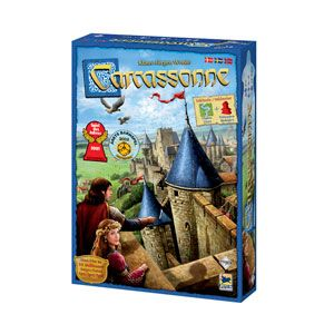 Carcassonne   Bergsala Enigma