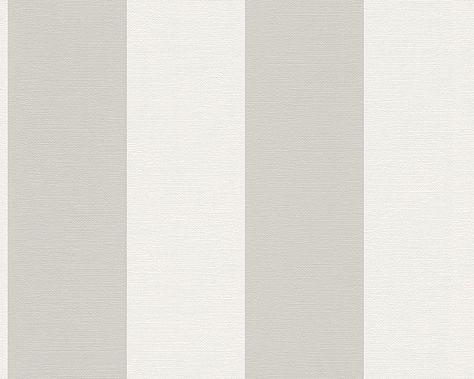 Die besten 25+ Streifen tapete Ideen auf Pinterest Gestreifte - graue tapete wohnzimmerwohnzimmer fliesen beige matt
