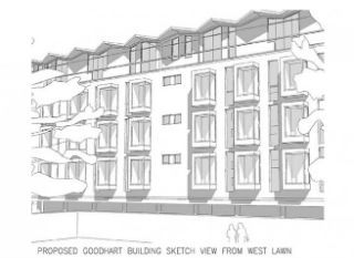 Goodhart Building architectural plans