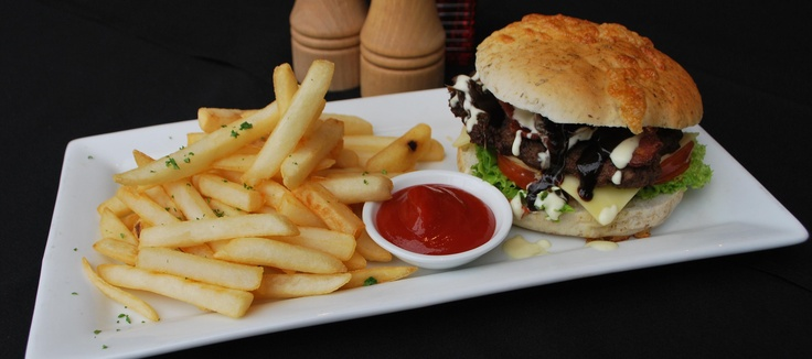 The  Beef Burger