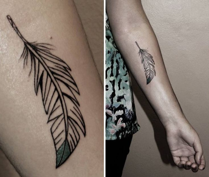 best 25 white feather tattoos ideas on pinterest tattoos with white ink tattoos for siblings. Black Bedroom Furniture Sets. Home Design Ideas