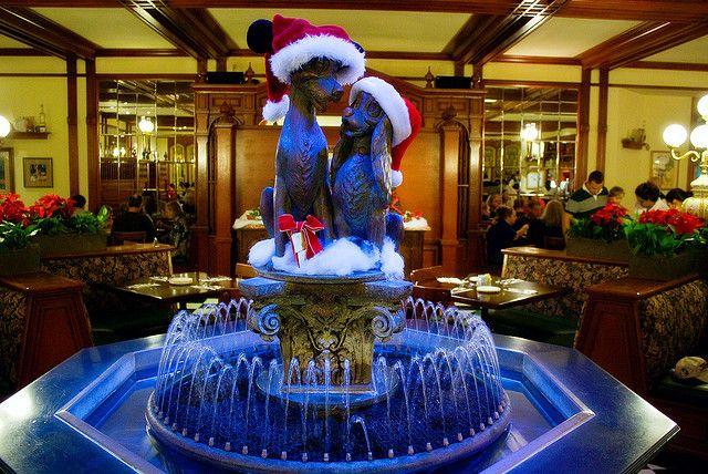 Disney World Restaurant Food Pictures