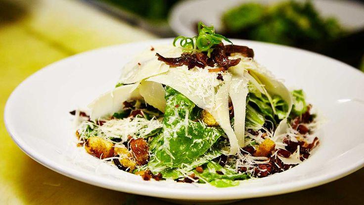Caesar Salad Hurricane's Grill Bondi Beach