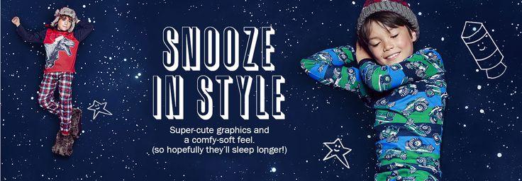 Boys Pajamas, Sleepwear & More | The Children's Place US