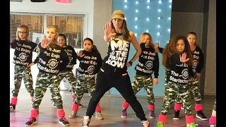 uptown funk-easy kids dance fitness warming up zumba choreography - YouTube