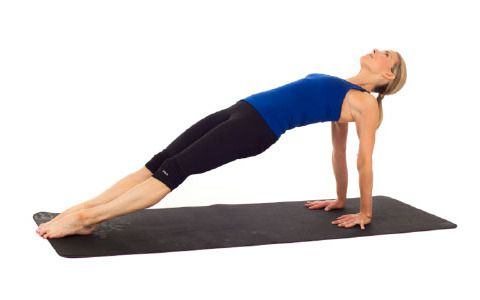 tone those thuttocks 3 yoga moves  pose 2 with images