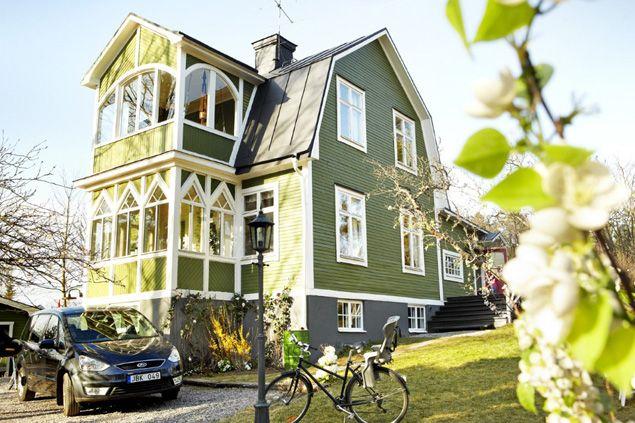 grön fasad - Sök på Google