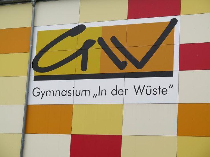 """JugendBildungsmesse in #Osnabrück: 30. Mai 2015, Gymnasium """"In der Wüste"""""""