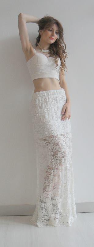 White & Black *** Shipping Details https://www.facebook.com/RomiWomensApparel
