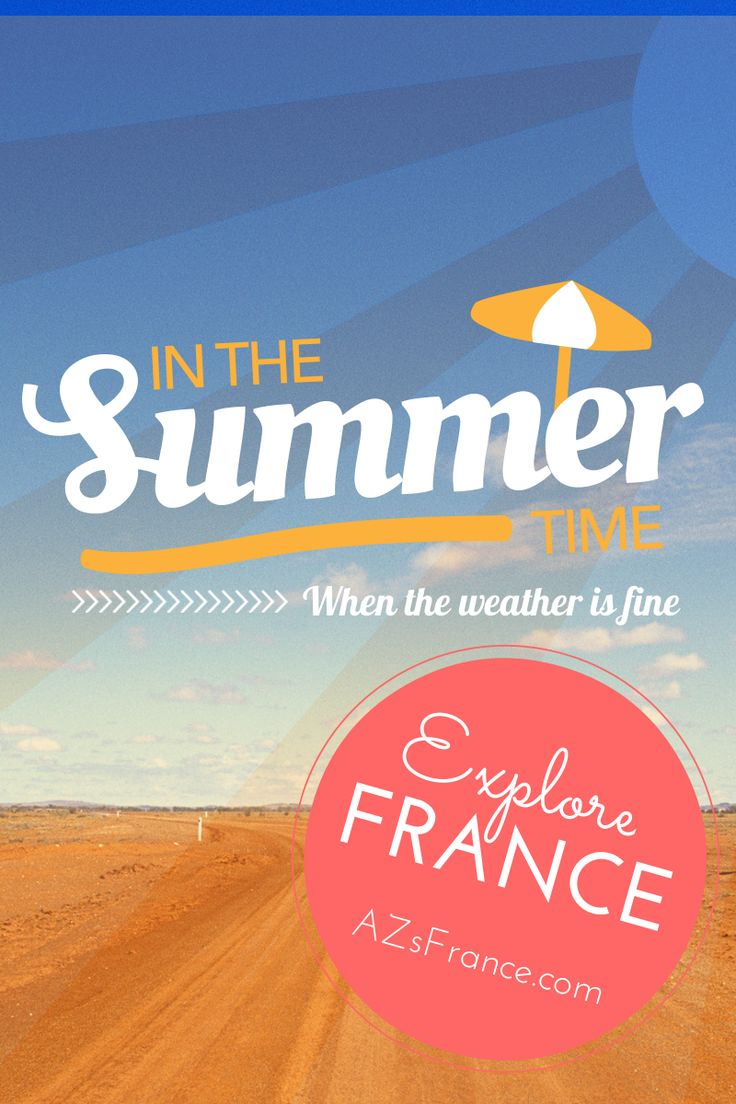 Explore France at www.AZsFrance.com