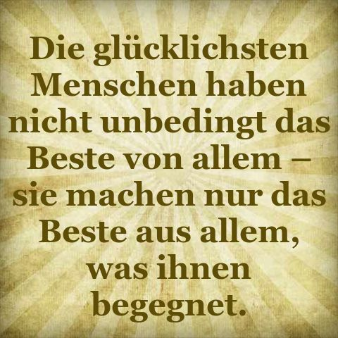 Cooles Motto!