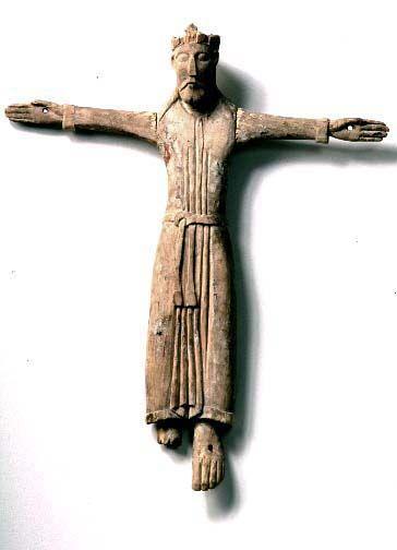 Östergötland, Väversunda  Statens historiska museum, Stockholm(inv.nr. 12897): 9404112 (9404112.jpg). Motiv: krucifix. Foto: Lennart Karlsson