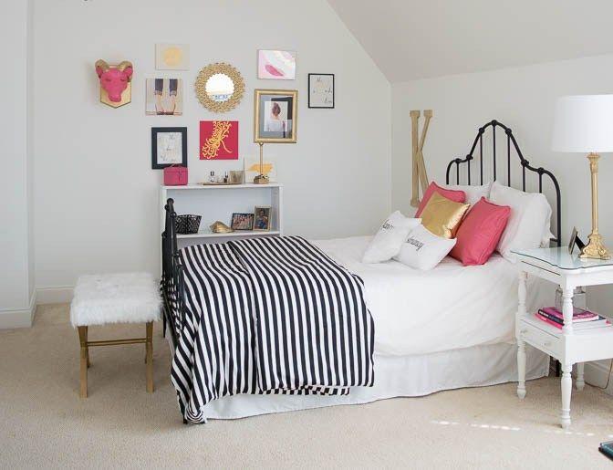 17 best images about girl 39 s bedroom on pinterest - Tween girl room decor ...