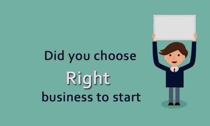 Type of business is an important factor in achieving targeted success