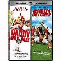 "Double DVD Feature - Daddy Day Care - Daddy Day Camp "" Brand New """