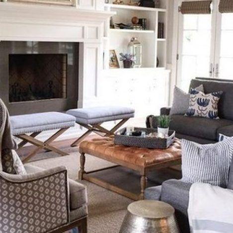 59 top advice on leather sectional living room decor ideas wall rh pinterest com