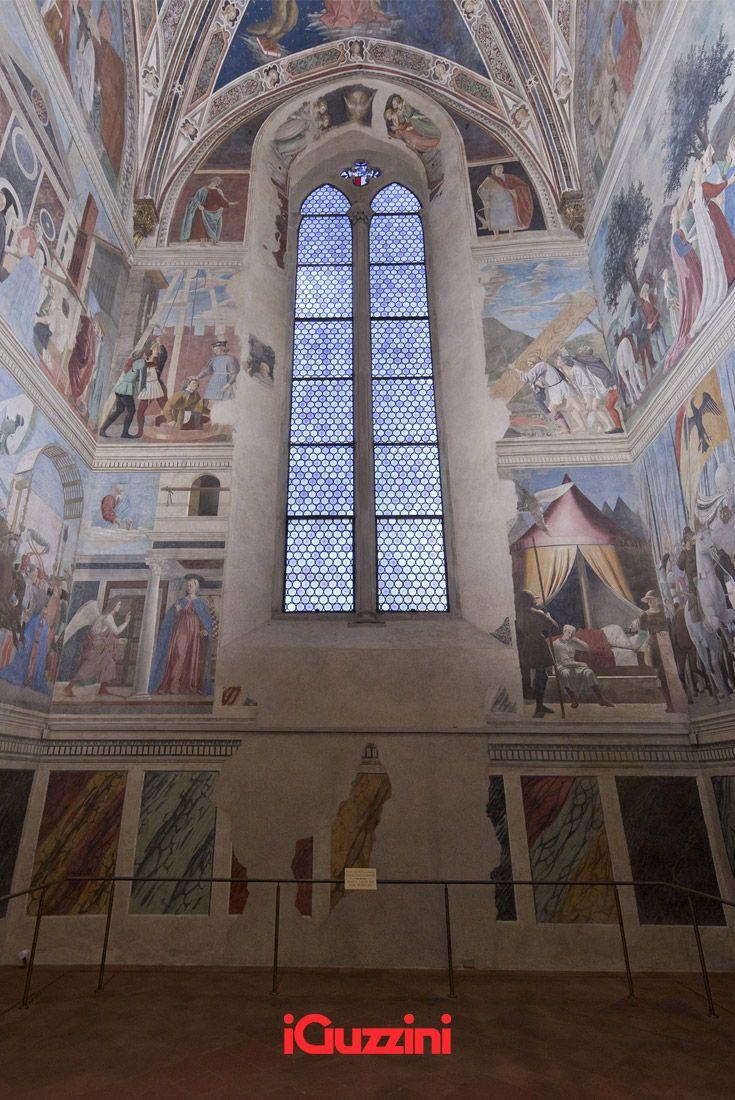 The Legend of the True Cross by Piero della Francesca in ...
