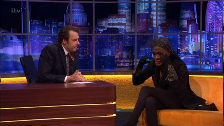Laugh With Grace Jones - The Jonathan Ross Show - 11 Nov 2017