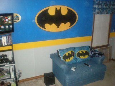 Httpsipinimgcomxfefefca - Batman bedroom decorating ideas